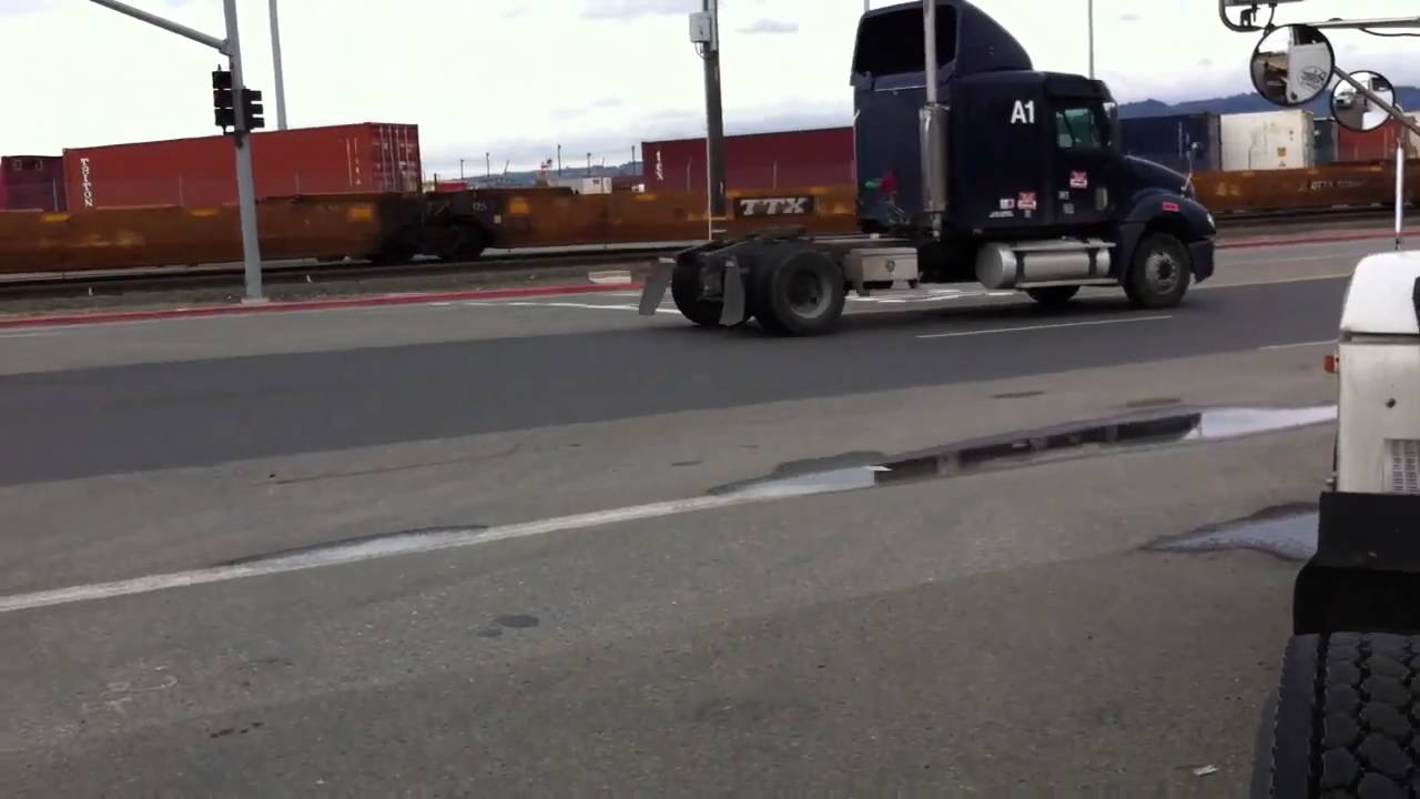 Container Trucking