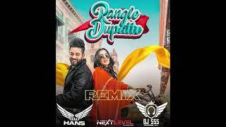 Rangle Dupatte Dilpreet Dhillon DJ SSS x DJ Hans NextLevelRoadshow