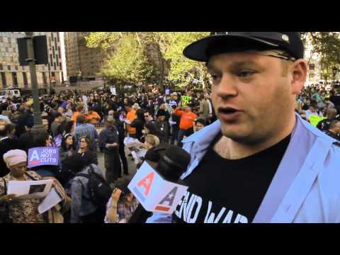 American Dream Dispatch #7- Jesse LaGreca (aka, the guy who schooled the FOX news reporter)