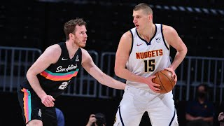 Jokic Trip Dub 8 Game Win Streak Longest for Aaron Gordon! 2020-21 NBA Season