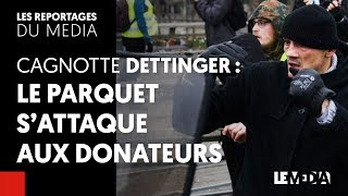 CAGNOTTE DETTINGER : LES DONATEURS CONVOQUÉS PAR LA POLICE