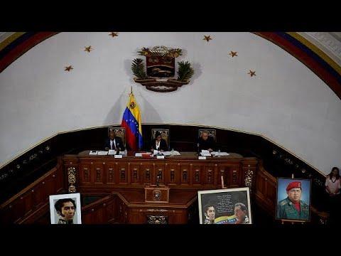 Venezuela's constiuent assembly takes over parliament