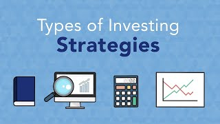 5 Types of Inveṡting Strategies   Phil Town