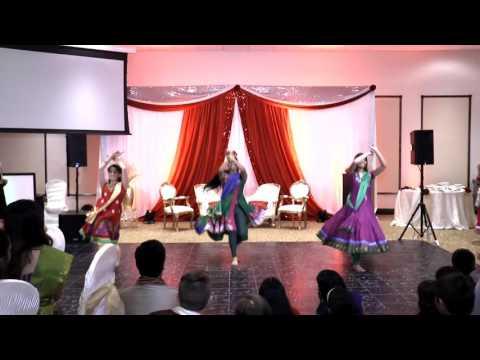 Bollywood dance medley
