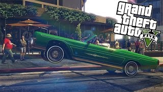 GTA 5 - Lowrider Challenge (Like San Andreas)