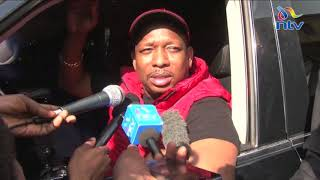 Sonko says there is a deliberate scheme to derail his leadership