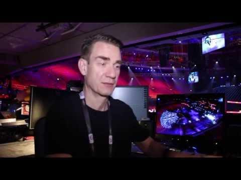 Eurovision 2016 - Lighting Designer Fredrik Jönsson