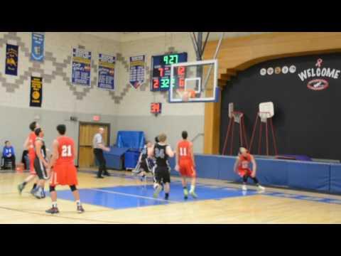 Boston University Academy vs. The Marie Philip School - Boys Basketball