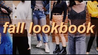 Fall Outfit Ideas  Ft. My Friends !!  // Fall Lookbook 2019
