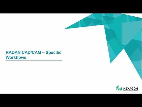 CADCAM | RADAN 2020.0