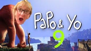 Papo & Yo Part 9 - Gaming With Mom - Tarantino's Foot Fetish