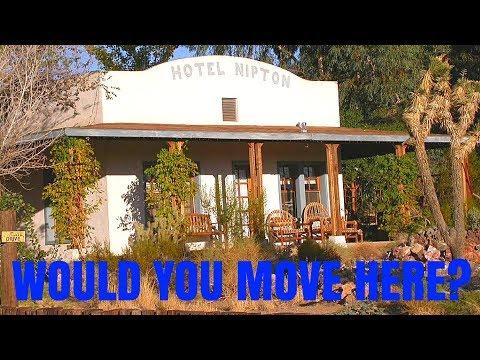 Marijuana Grower Buys Nipton California to Build 'Pot Town, USA. Now Im thinking about moving