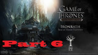 Game of Thrones TellTale Episode 1 Part 6 |The End|