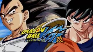 Dragon Ball Kai Soundtrack - The Formidable Warrior, The Saiyan II (Extended)