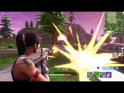 A look at the new Fortnite Replay System