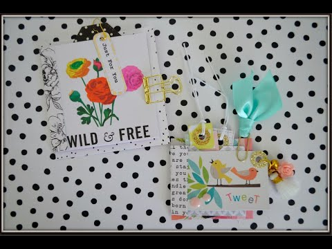 ✅ USE PAPER SCRAPS/CUT-APARTS in ANY SIZE | Mini Pocket Booklet | Junk Journal/Happy Mail IDEA