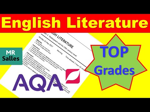 Tomorrow is Coming! AQA Literature Paper 1
