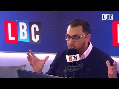 Kuflink interview with Nick Ferrari at LBC Radio