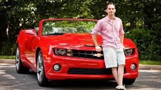RoadflyTV - 2011 Chevrolet Camaro SS Test Drive & Car Review