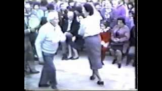 Festival de malagueñas. Cuesta de Gos (Águilas, Murcia, España), 25-12-1988