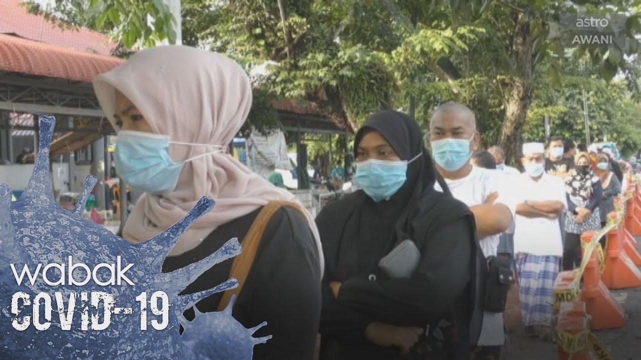 Download Kluster Sivagangga: Penduduk Kodiang zahir rasa risau