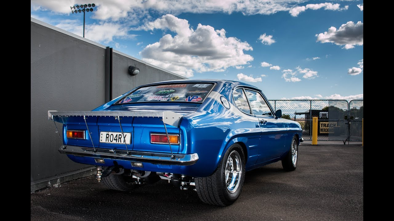 Tricky's 440CI Ford Capri R04RY - Born This Way Modifiers Ep  23