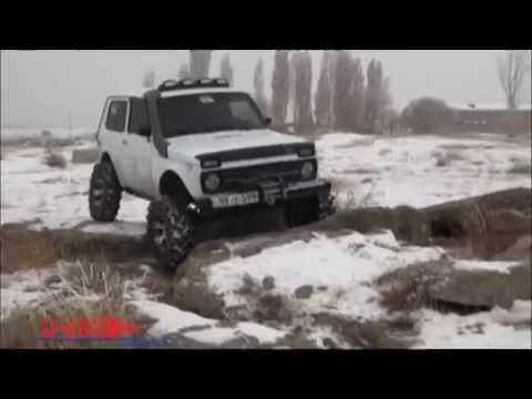 LADA NIVA ARMENIA  Auto Drive    1 Mas