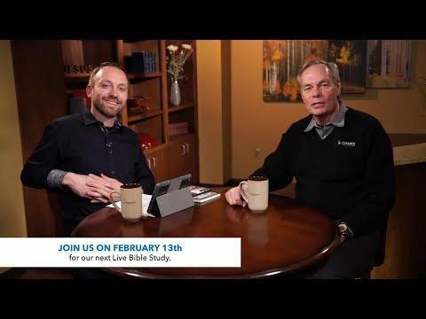 Andrew's Live Bible Study - Feb 06 2018