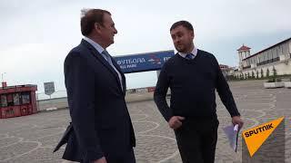 Глава города Сочи: у нас все будет нацелено на праздник футбола