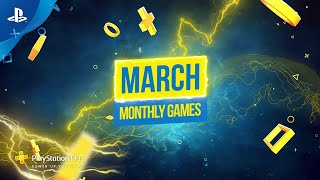 PS Plus March | Shadow of the Colossus + Sonic Forces