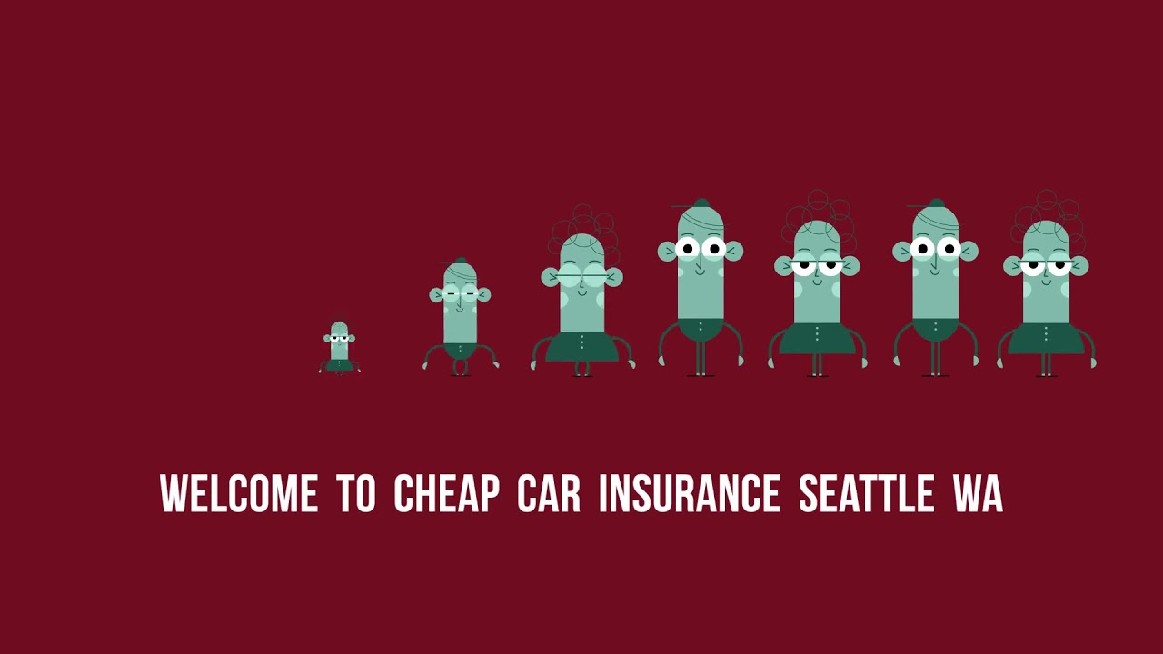 Get Now Cheap Car Insurance in Seattle