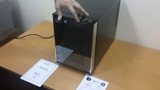 видео Винный шкаф Cold Vine C12-TSF2
