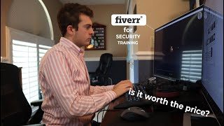 I Paid Security Professionals on Fiverr to Teach Me Cybersecurity...