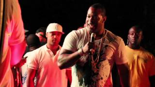 Angie Martinez Backyard BBQ @ Studio Square: Busta Rhymes LIVE