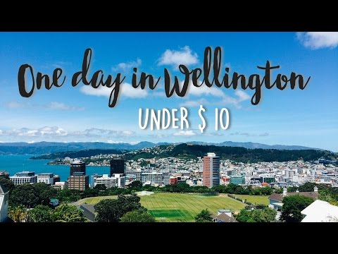 One Day in Wellington, New Zealand, on Under US$ 10