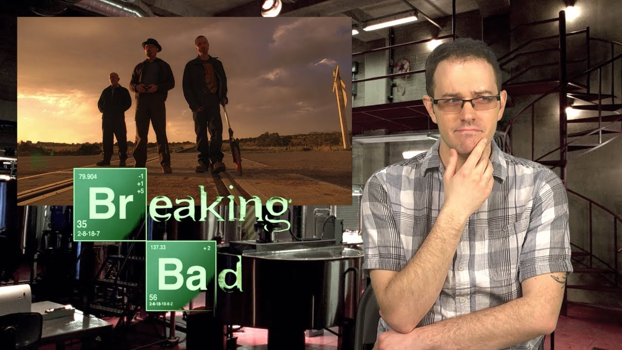 Cinemassacre: Breaking Bad - TV series review