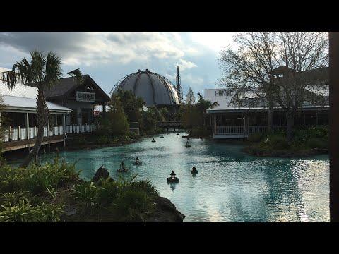 Disney Springs Live Stream - 9-15-17 - Walt Disney World