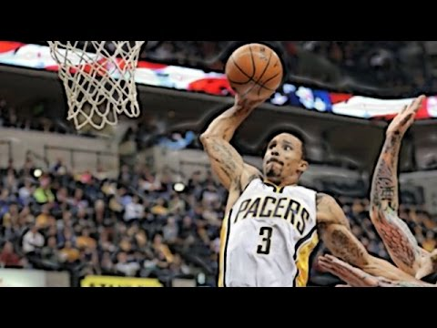 Download George Hill: Top 10 Dunks as an Indiana Pacer