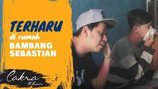 Cakra Khan Nyamperin Rumah Bambang di Banten !