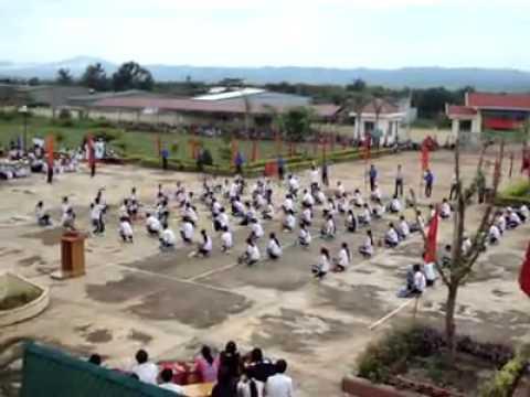Trường THPT Phạm Văn Đồng Krông Ana ĐăkLăk 2010
