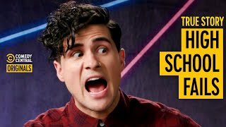 @AnthonyPadilla's Friend Tricked Him Into Building a Bomb - High School Fails