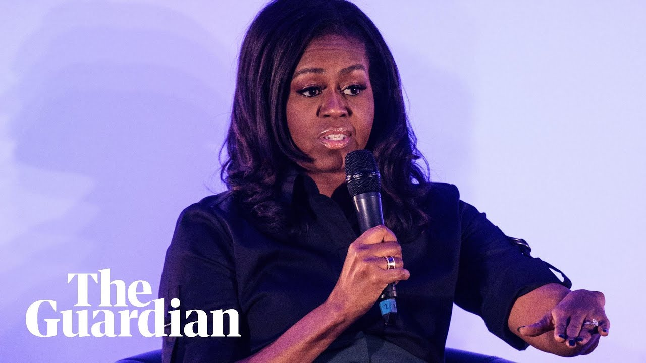 Michelle Obama describes her battles with impostor syndrome