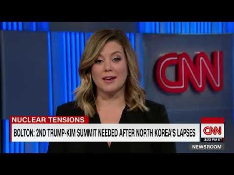 North Korea Expands Key Missile Base Says CNN