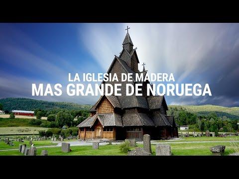 Ruta espectacular por Noruega : Parte 1 - Heddal