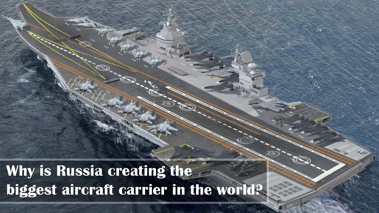 Historical Look At World S First Biggest And Best Nuclear Powered Aircraft Carrier