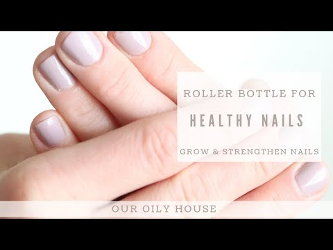essential-oil-roller-bottle-for-healthy-nails-|-how-to-grow-long-nails