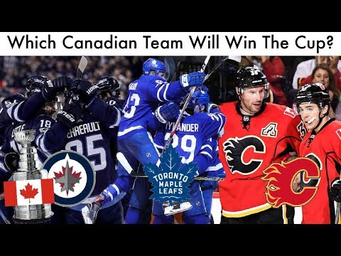 Which Canadian NHL Team Will Win The Stanley Cup Next?
