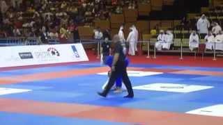 -76 kg Blue Belt Final  Abu Dhabi Pro 2012