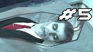 BATMAN Arkham Asylum Gameplay Walkthrough - Part 5 - Scary Face (Let