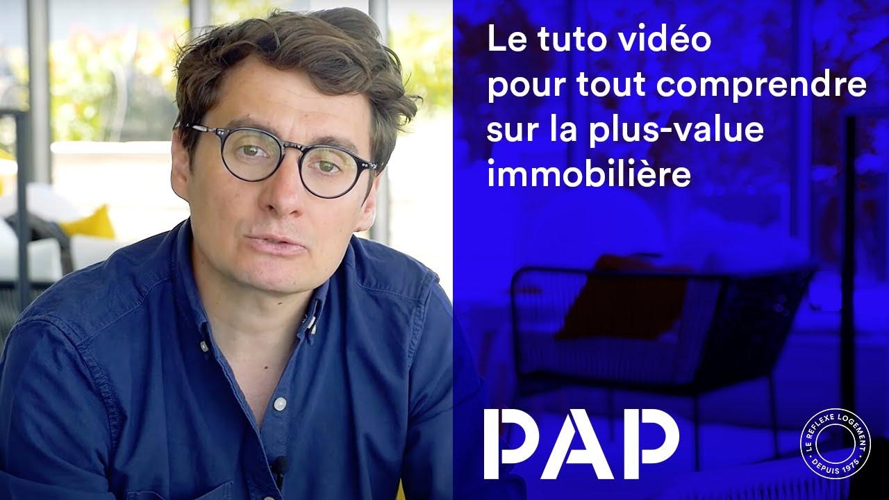 impot plus value residence secondire